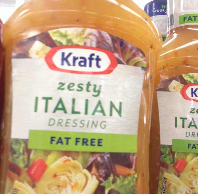 The Nasty Truth About Fat-Free Salad Dressing