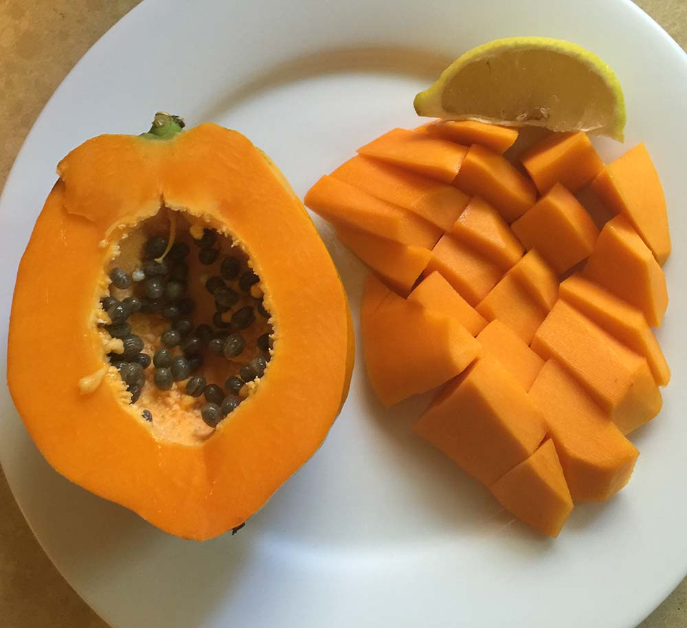 For the Love of Papaya