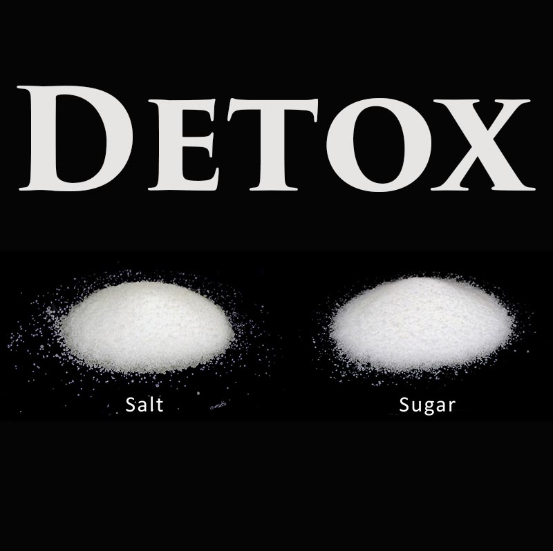8 Ways to Reduce Your Sugar & Salt Dependency