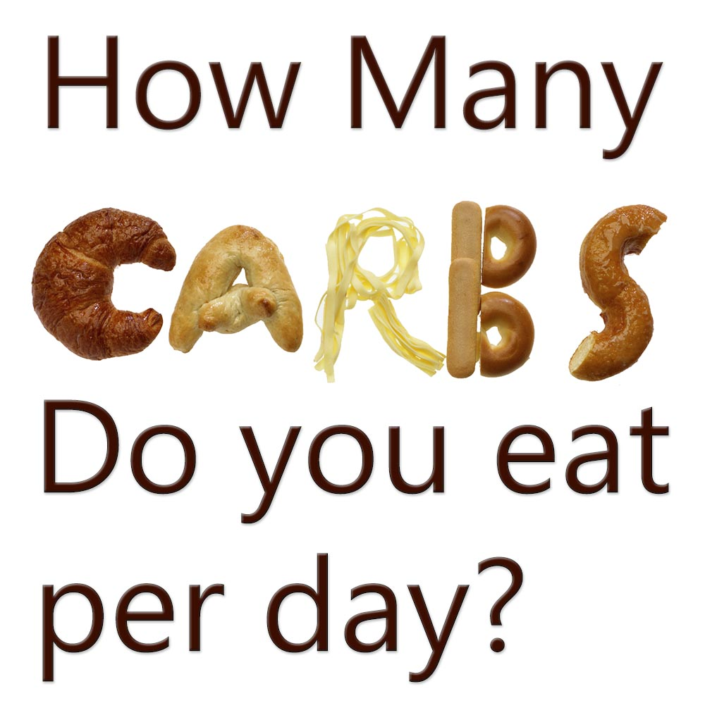How Many Carbs Will You Eat Today?