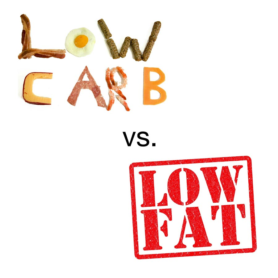 Which Diet Burns Fat Faster – Low-Fat or Low-Carb?
