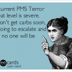 Don't Let PMS Ruin Your Diet