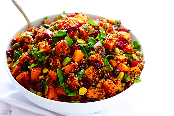 FIVE Healthy and Easy Side Dishes for Thanksgiving