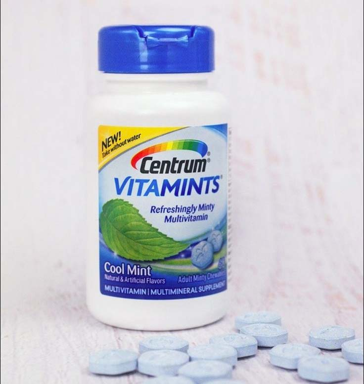 Centrum Vitamints – Clinically Proven to be … a Waste of Money