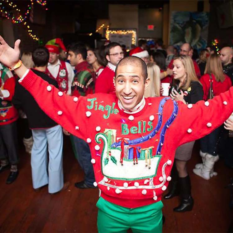 The 5 Point Office Holiday Party Survival Guide