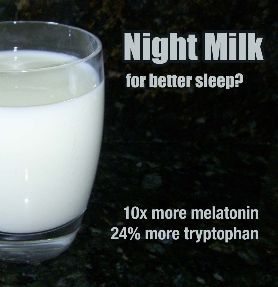 Night Milk – The New Sleeping Pill