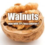 Walnuts, Now With 21% Less Calories!