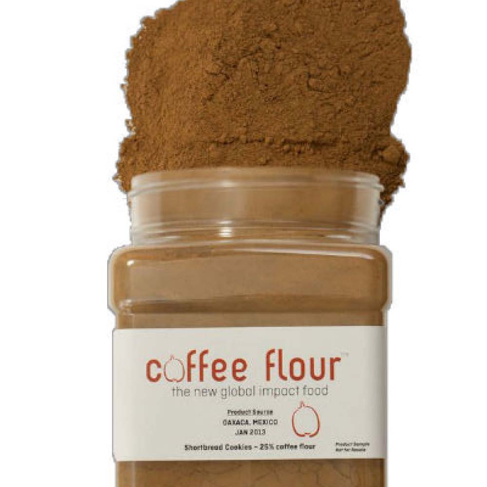 Coffee Flour and Nutrition Data Manipulation