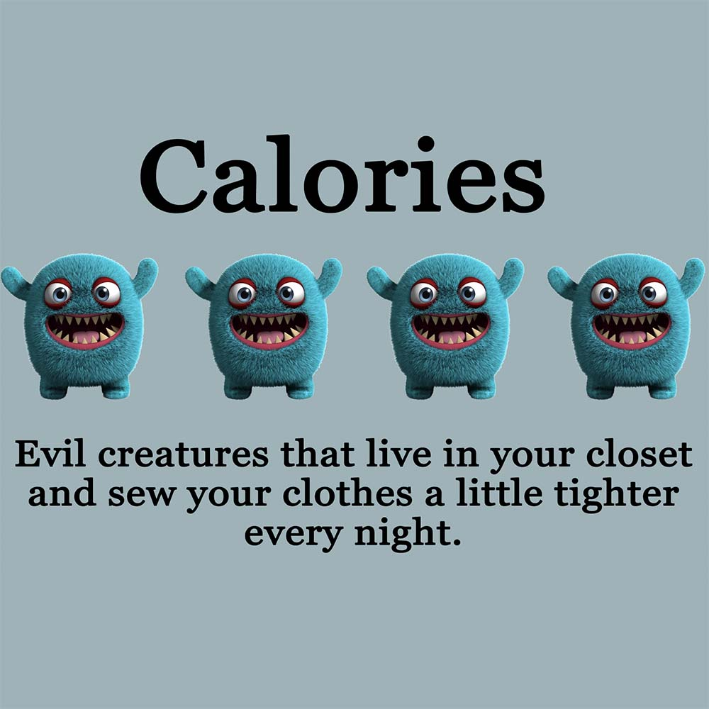 5 Problems with Counting Calories
