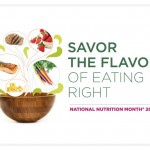 Did You Know that March is National Nutrition Month?