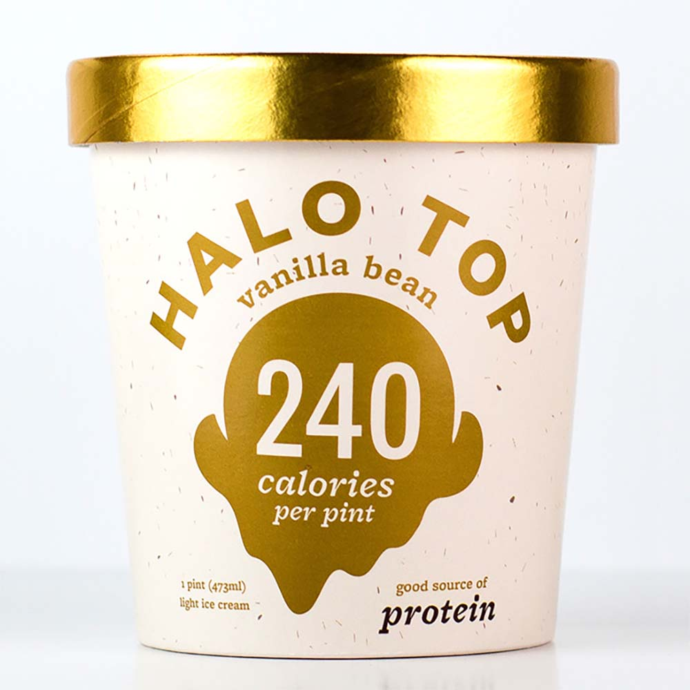 How Did This Ice Cream Achieve Such a Low Calorie Count?