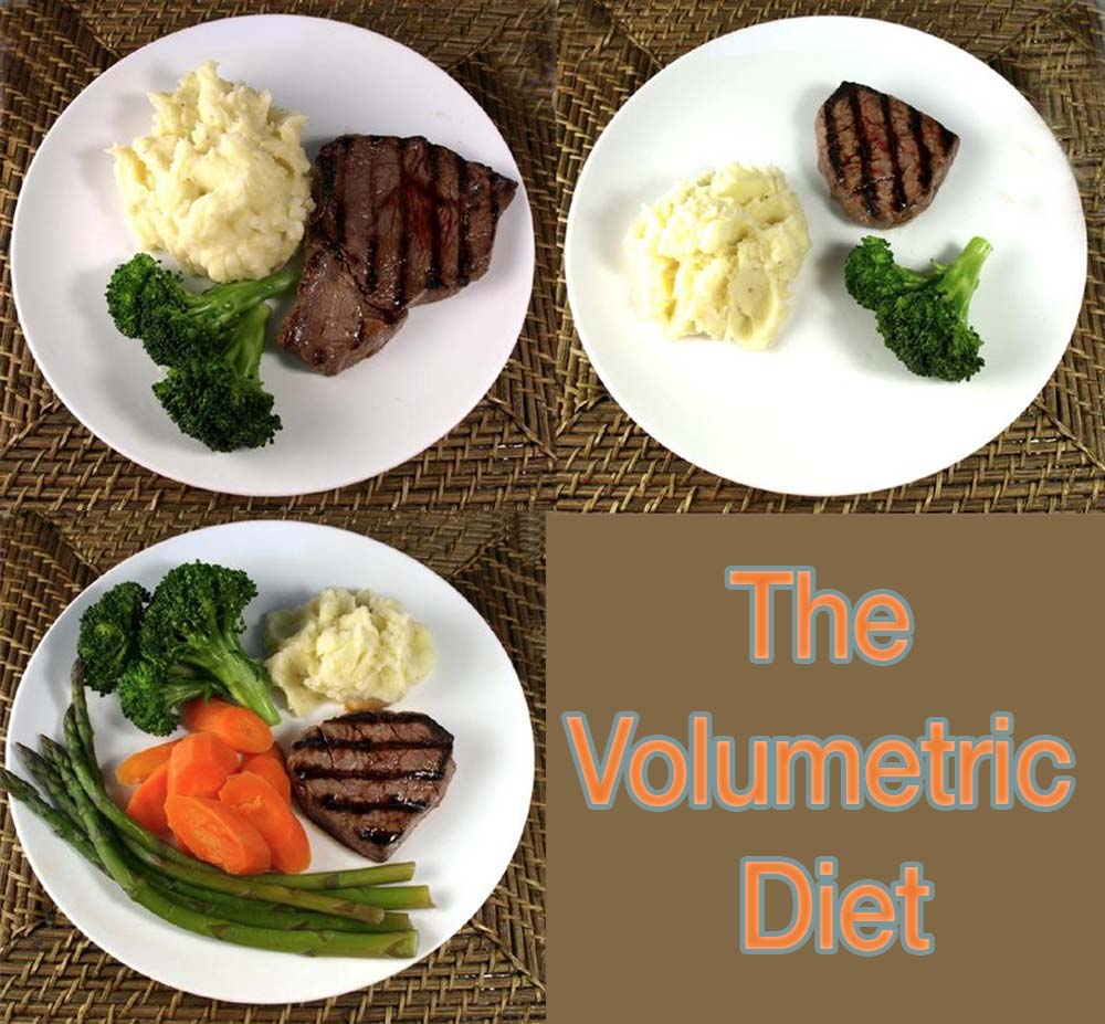 The Volumetric Diet