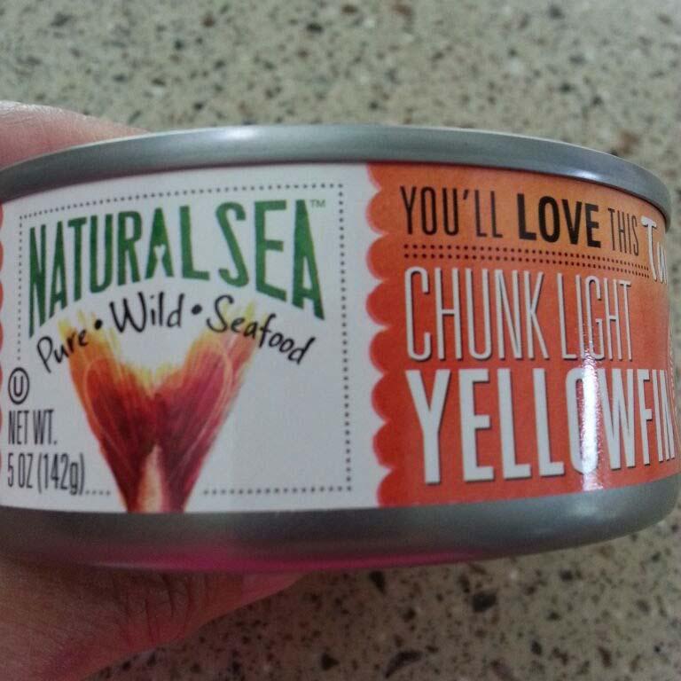 On Canned Tuna