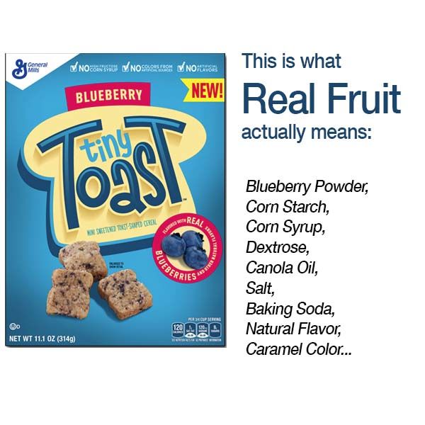 General Mills' New Tiny Toasts Makes Tiny Nutrition Improvements