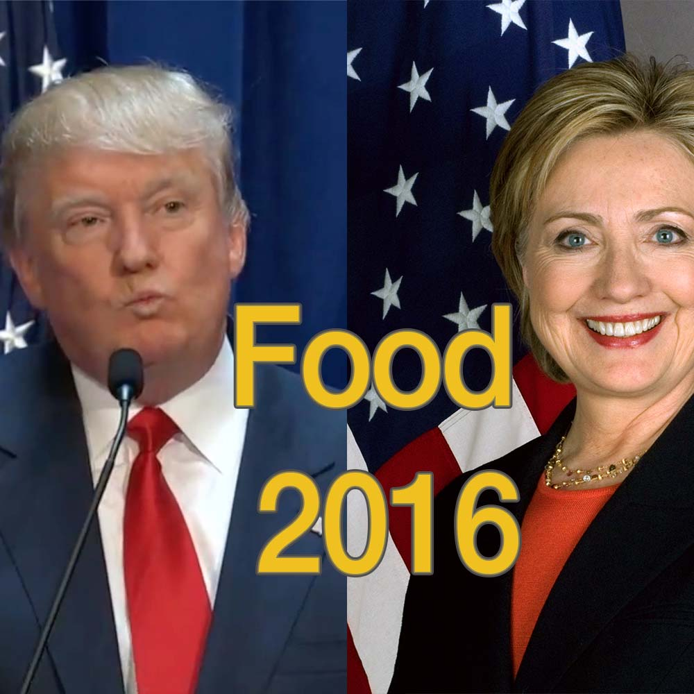 2016 Election: Why Isn't Food Being Discussed at All?