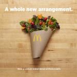 McDonald's Introduces a New Salad