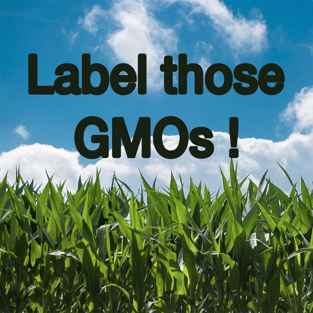 Congress Pretends It Wants You to Know if Your Food is Genetically Modified