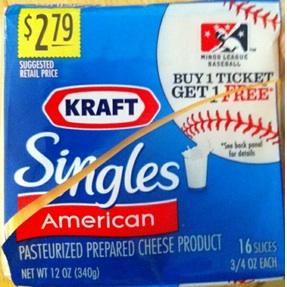 Kraft Singles [Cheese Miniseries Part
